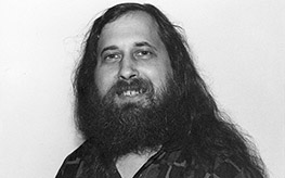 Richard Stallman speaker sigef