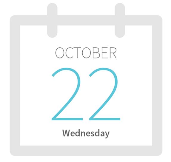 22October