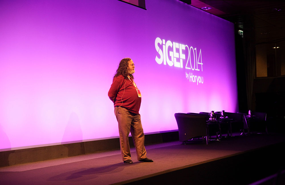 SIGEF-2014---RICHARD-STALLMAN